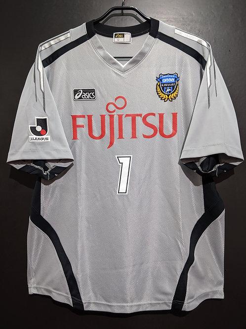 【2006】 / Kawasaki Frontale / GK / No.1