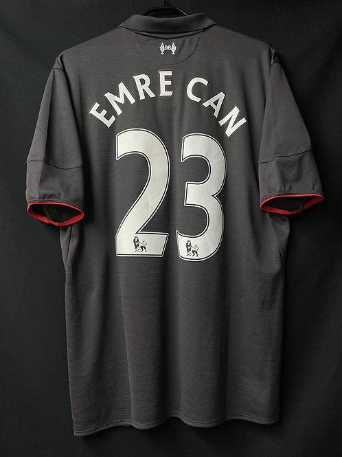 【2015/16】 / Liverpool F.C. / 3rd / No.23 EMRE CAN
