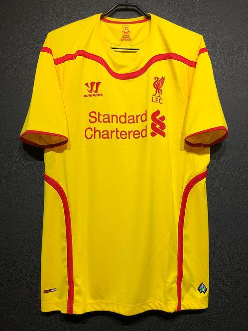 【2014/15】 / Liverpool F.C. / Away