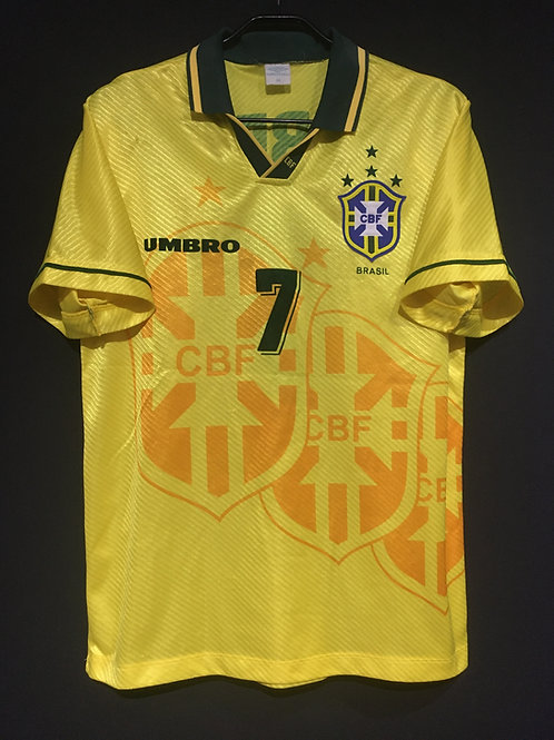 【1994】 / Brazil / Home / No.7 BEBETO / 4 stars