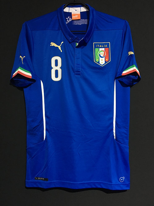 【2014/15】 / Italy / Home / No.8 MARCHISIO