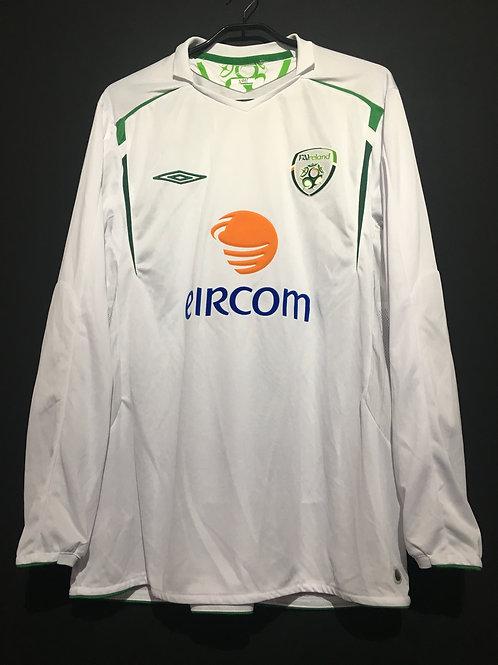 【2005/07】 / Republic of Ireland / Away