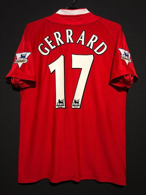 【2003/04】 / Liverpool / Home / No.17 GERRARD