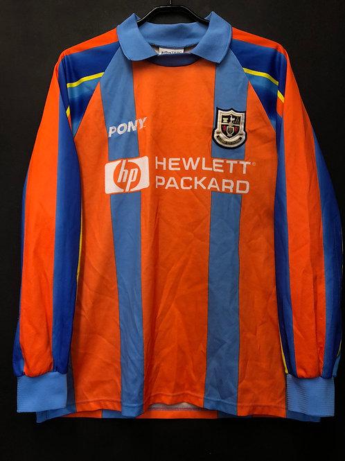 【1995/97】 / Tottenham Hotspur / GK