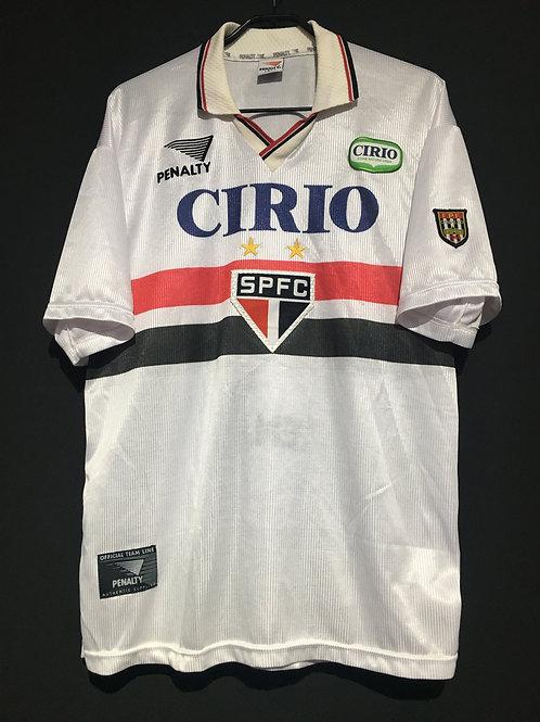 【1999】 / Sao Paulo FC / Home / late 1999
