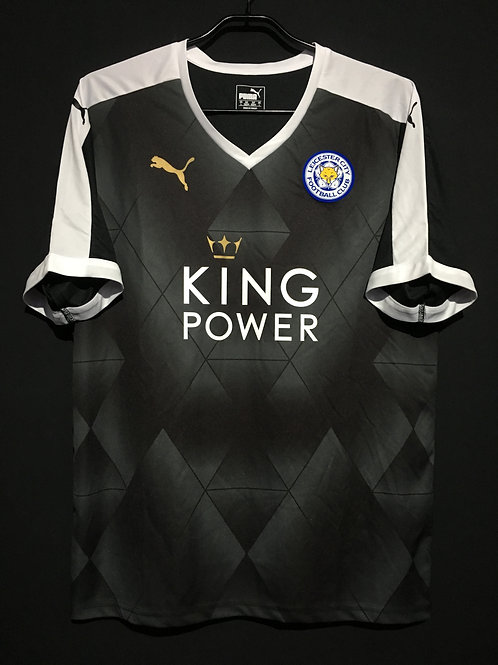 【2015/16】 / Leicester City F.C. / Away