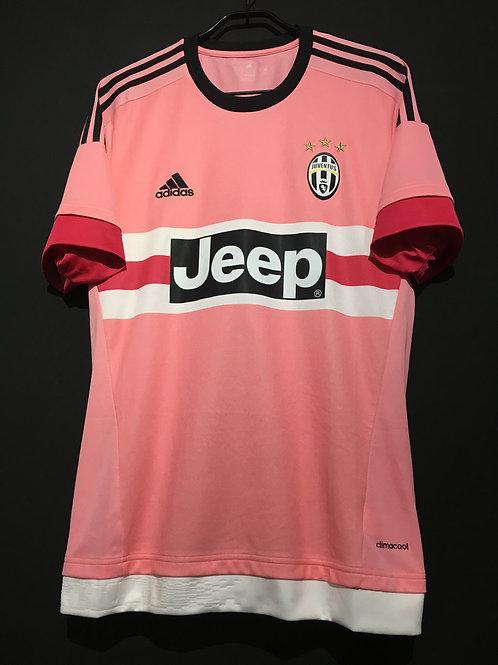 【2015/16】 / Juventus / Away