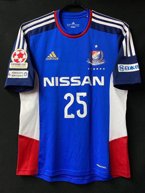 【2014】 / Yokohama F. Marinos / Cup(Home) / No.25 JUNGO / Emperor's Cup