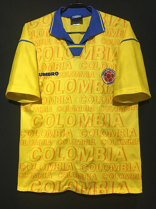 【1995】 / Colombia / Home