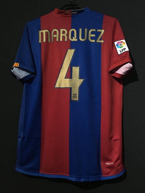【2006/07】 / FC Barcelona / Home / No.4 MARQUEZ