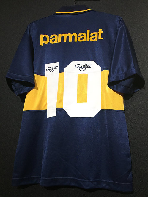 【1994/95】 / Boca Juniors / Home / No.10