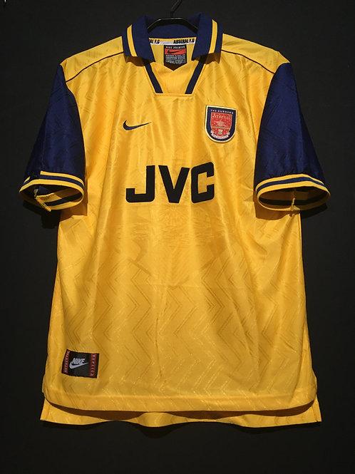 【1996/97】 / Arsenal / Away