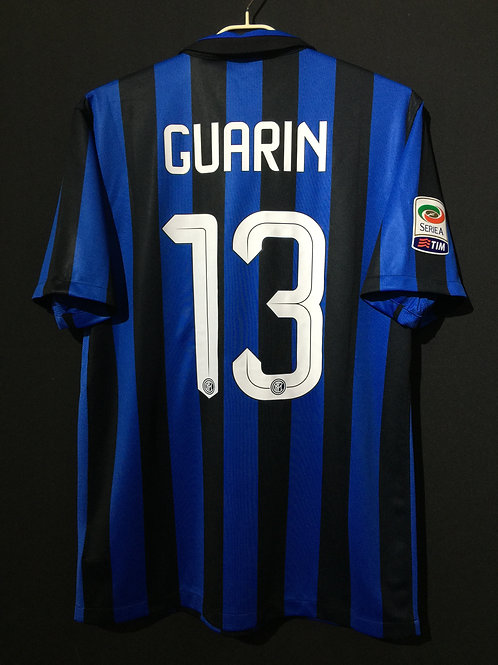 【2015/16】 / Inter Milan / Home / No.13 GUARIN
