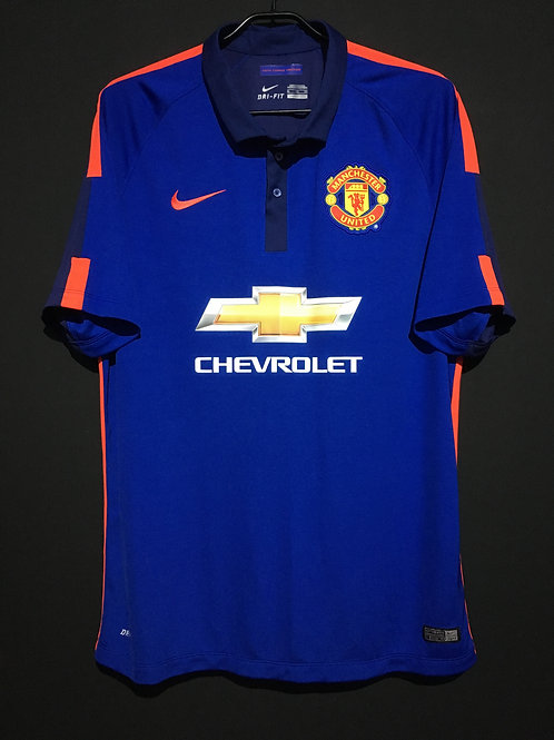 【2014/15】 / Manchester United / 3rd