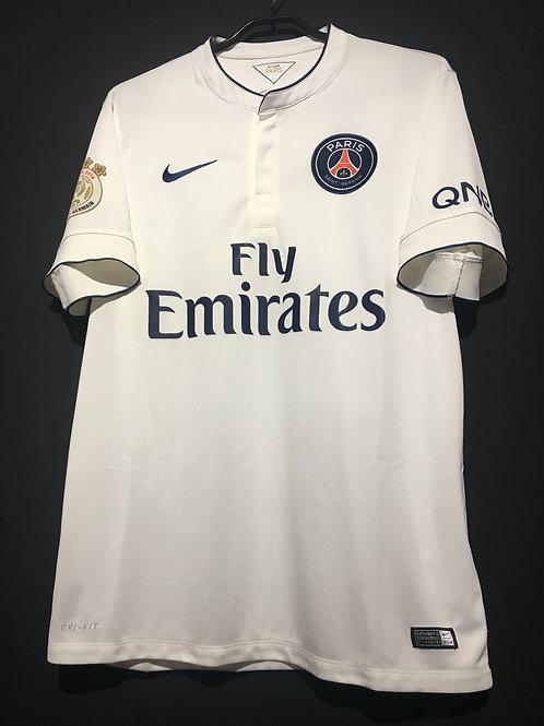 【2014/15】 / Paris Saint-Germain / Away