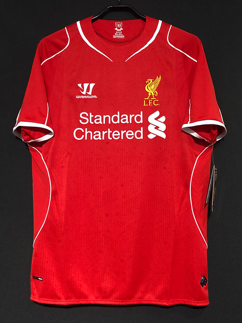 【2014/15】 / Liverpool / Home