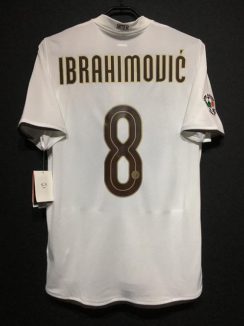 【2008/09】 / Inter Milan / Away / No.8 IBRAHIMOVIC