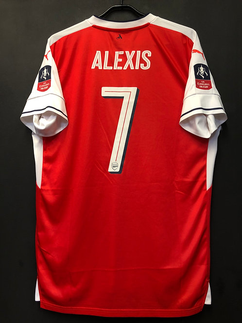 【2017】 / Arsenal / Home / No.7 ALEXIS / The Emirates Cup Final