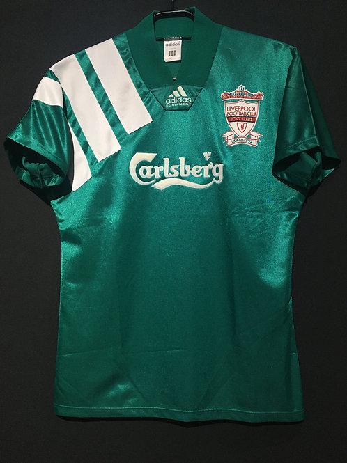 【1992/93】 / Liverpool F.C. / Away / No.7