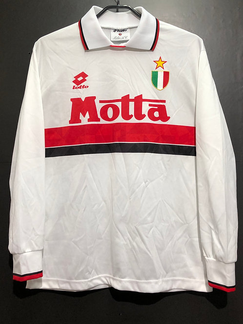 【1993/94】 / A.C. Milan / Away / No.10