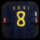 2010 Spain Xavi
