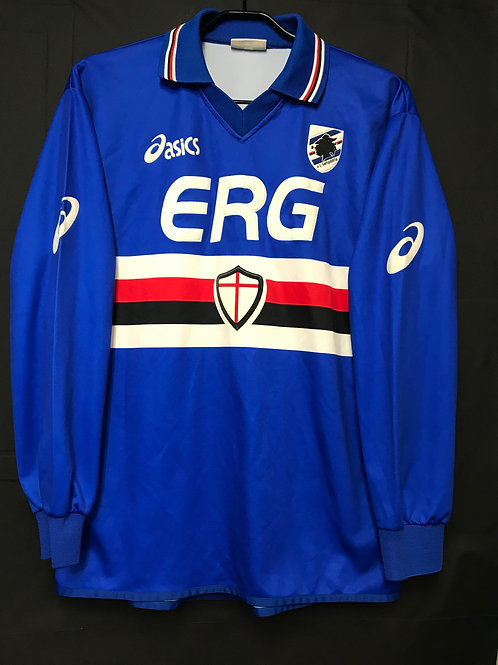 【2003/04】 / U.C. Sampdoria / Home