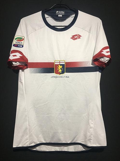 【2015/16】 / Genoa C.F.C. / Away