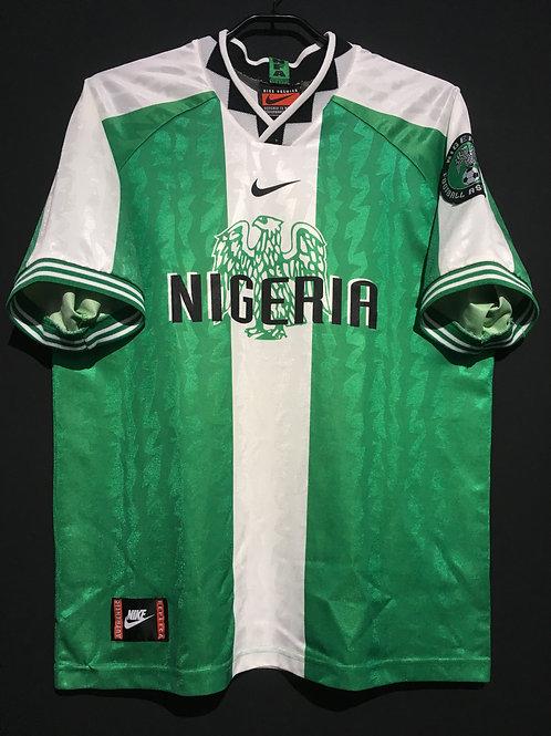 【1996】 / Nigeria / Home