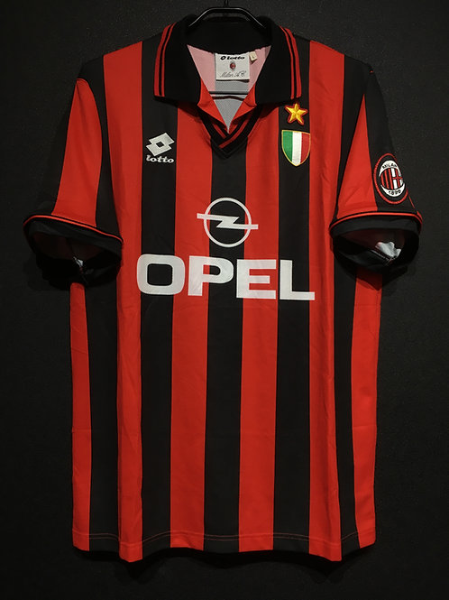 【1996/97】 / A.C. Milan / Home