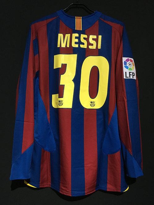 【2005】 / FC Barcelona / Home / No.30 MESSI