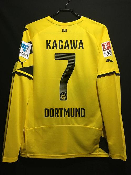 【2014/15】 / Borussia Dortmund / Home / No.7 KAGAWA
