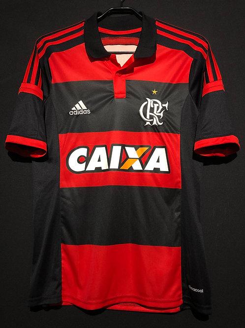 【2014】 / Clube de Regatas do Flamengo / Home