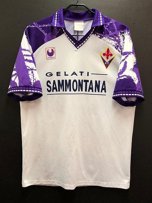 【1994/95】 / ACF Fiorentina / Away / No.9 / less-expensive