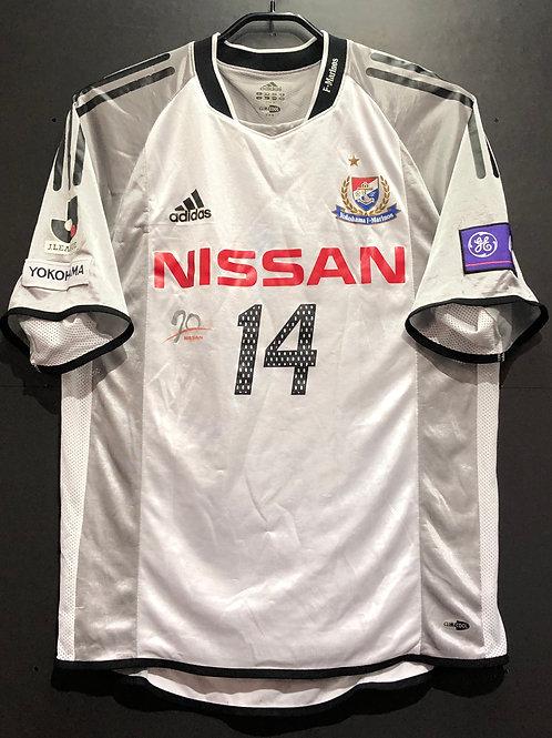 【2003】 / Yokohama F. Marinos / Away / No.14