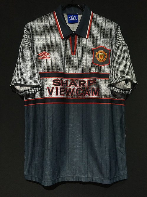 【1995/96】 / Manchester United / Away