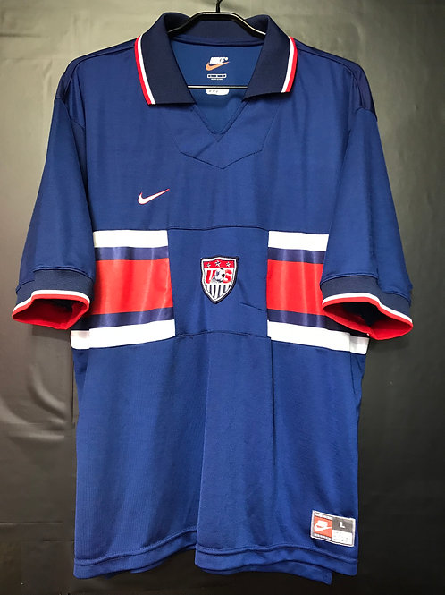 【1996/97】 / United States / Away