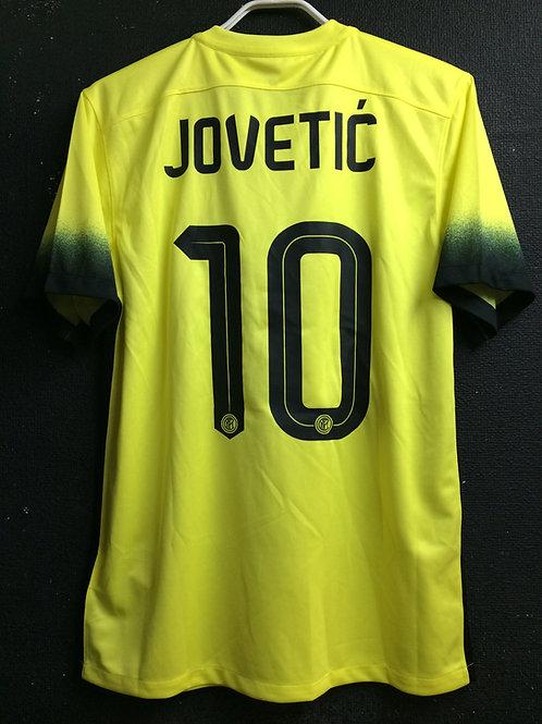 【2015/16】 / Inter Milan / 3rd / No.10 JOVETIC