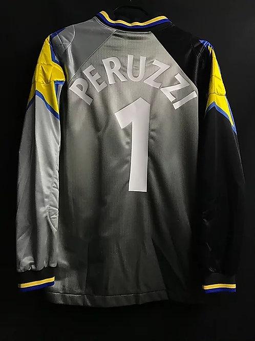 【1995/96】 / Juventus / GK / No.1 PERUZZI