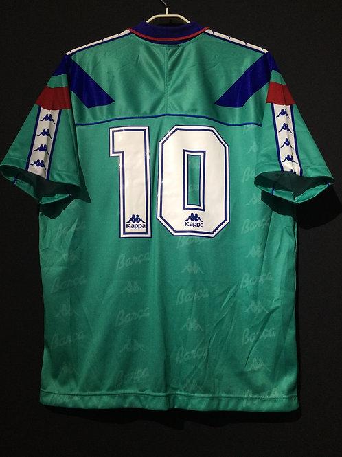 【1992/95】 / FC Barcelona / Away / No.10