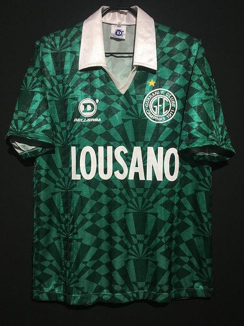 【1993】 / Guarani FC / Home / No.10