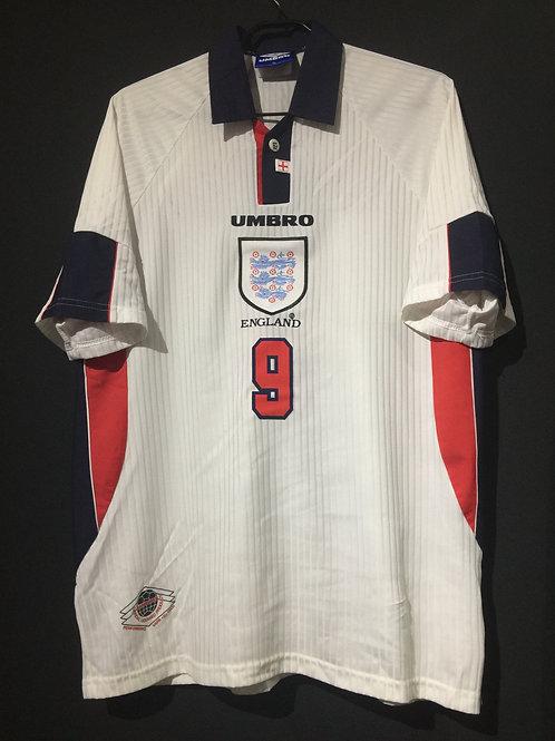 【1997/99】 / England / Home / No.9 SHEARER