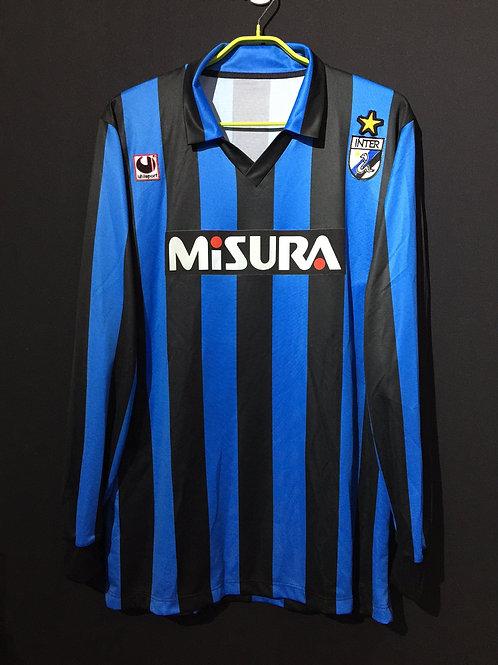 【1990/91】 / Inter Milan / Home / No.10