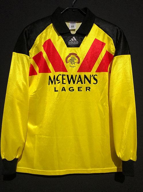 【1992/94】 / Rangers F.C. / GK(Away)