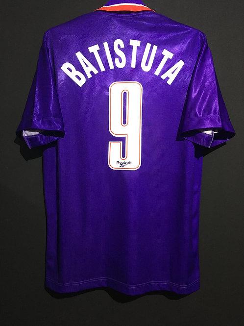 【1995/96】 / ACF Fiorentina / Home / No.9 BATISTUTA