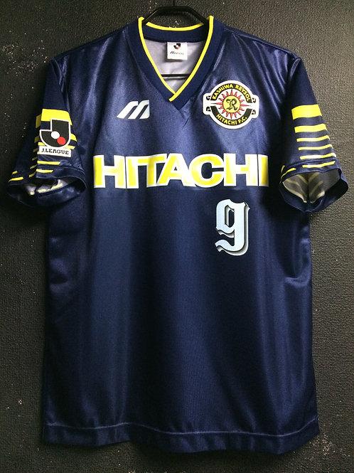 【1995/96】 / Kashiwa Reysol / Away / No.9