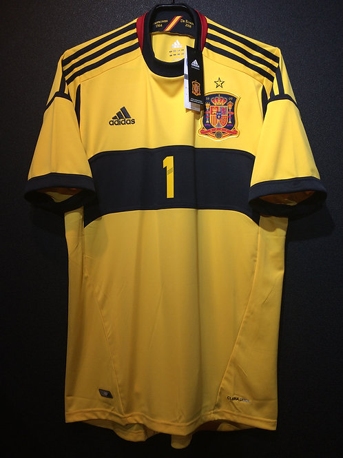 【2012/13】 / Spain / GK / No.1 I.CASILLAS