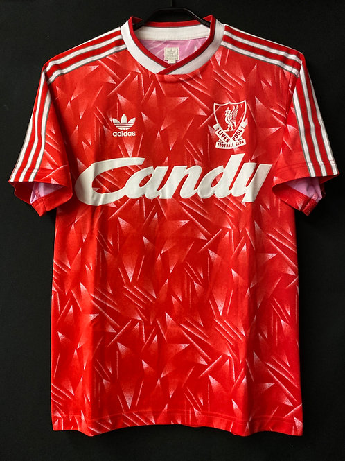 【1989/90】 / Liverpool / Home / Reproduction