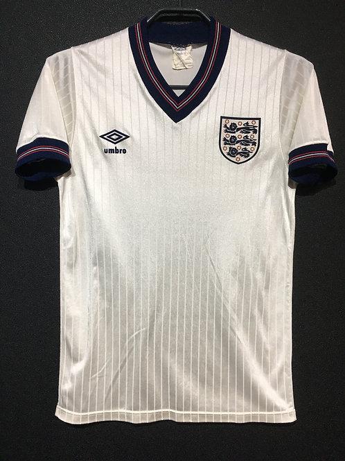 【1986/87】 / England / Home