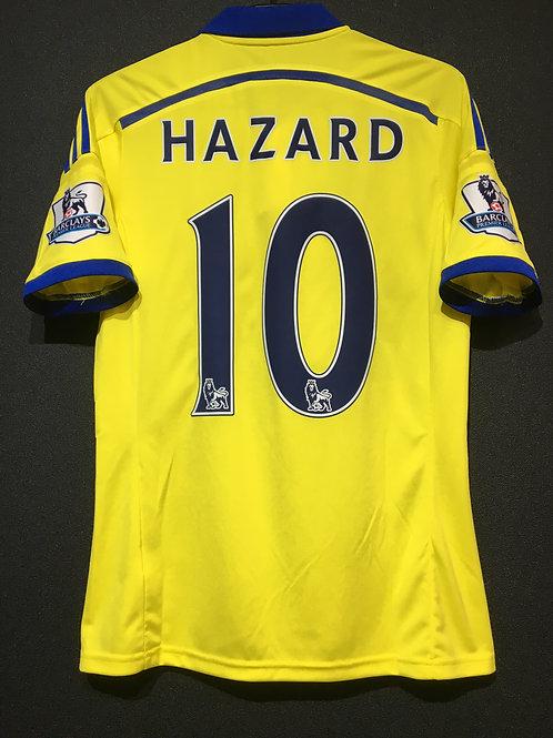 【2014/15】 / Chelsea / Away / No.10 HAZARD
