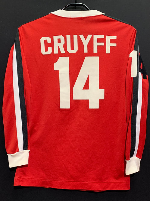 【1980】 / Washington Diplomats / Home / No.14 CRUYFF